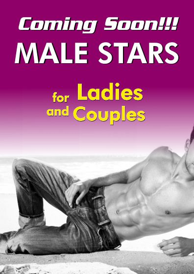 Sex Vacation Male Stars for Ladies and Couples